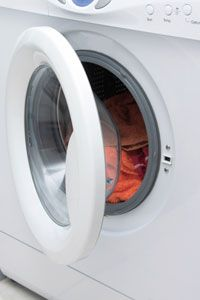 A clean washer is a happy washer.