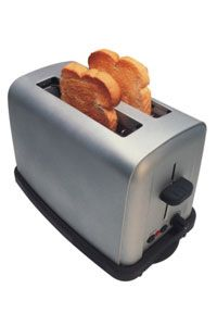 Sorry, toaster: You aren't as complex as your old buddy the washing machine.