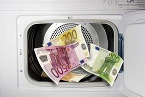 Paper money can survive the washing machine because it's made of rags, not cellulose.