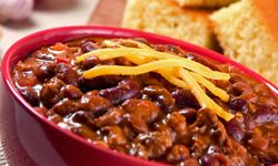 Chili is a favorite on cold, winter days.