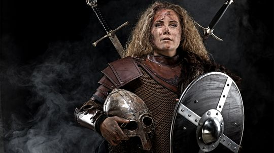 Viking Warrior in Ancient Grave Was a Woman