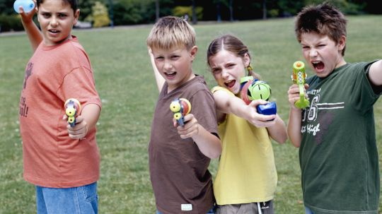 5 Fun Water Balloon Games for Kids