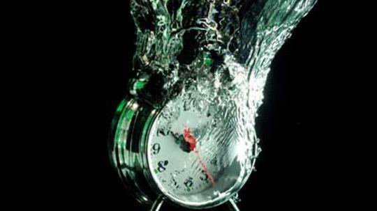 How Water-powered Clocks Work