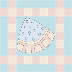 Quilt design.