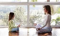 When all else fails, simply taking time to meditate -- or at least breathe deeply -- can reduce stress.