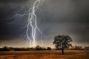 We non-meteorologist types get all sorts of things wrong about lightning, but the counting trick for determining storm distance isn't one of them.