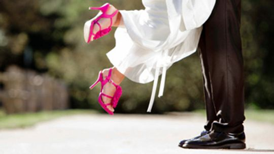 How to Find the Perfect Wedding Shoes