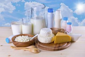 Eating lots of dairy has no effect on body fat, studies show.