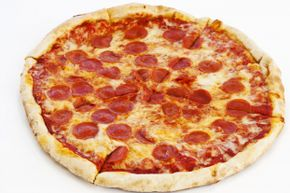 We've loved pepperoni and mozzarella on pizza for years, so why not throw it in the bird?