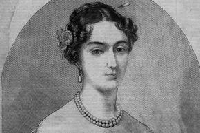 Liz Bonaparte gave some American legislators a bit of anxiety.