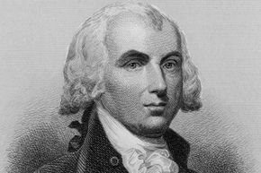 The idea of making members of Congress wait a term before collecting a raise took more than 203 years to become an amendment after first being proposed by James Madison (above).