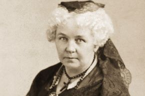 Elizabeth Cady Stanton was not above delivering a snarky jab to Congress.