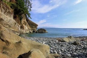 Just 60 people can start the West Coast Trail hike each day -- 30 from the north and 30 from the south.