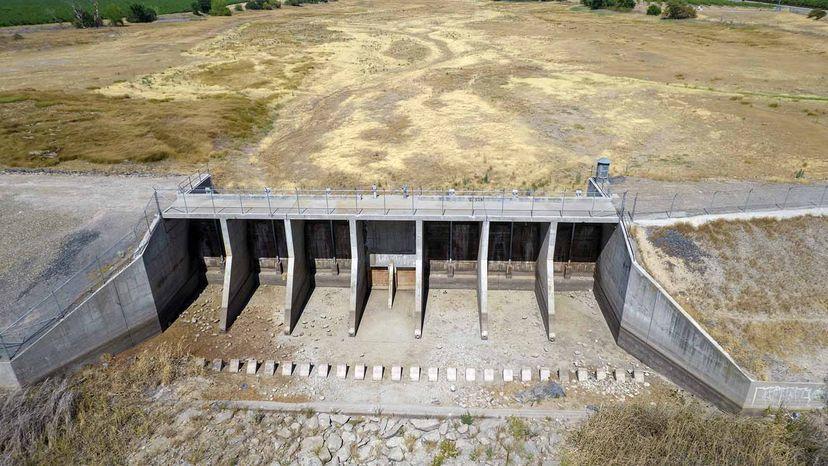 Berenda Reservoir in Chowchilla, California