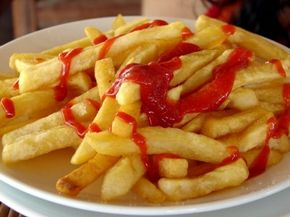 Do French fries have anything to do with France?
