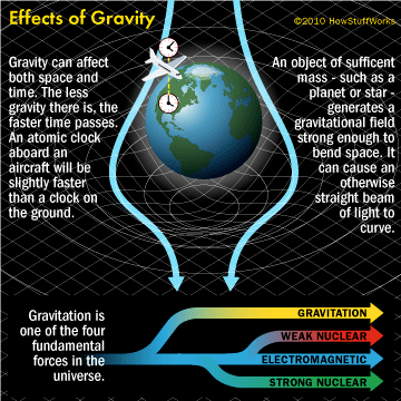 The effects of gravity