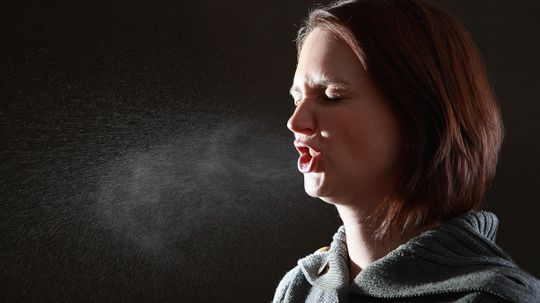 What is mucus made of?