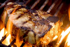 Grilling may not be to quickest way to cook pork chops, but it's arguably the most delicious. See more easy weeknight meal pictures.