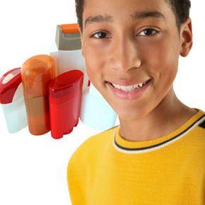 Anyone of any age can develop body odor, but it usually begins during puberty.