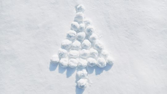 Why Is Everyone Dreaming of a White Christmas?