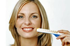 Teeth whitening was the No. 1 most requested cosmetic service in America according to a 2011 survey by the American Academy of Cosmetic Dentistry.