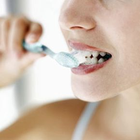 Whitening toothpastes are effective at removing surface stains, not actually changing the color of the dentin that gives our teeth their hue.