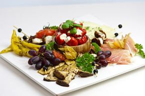 Your imagination is really the only limitation when it comes to the combinations of whole foods that your antipasto plate can feature.