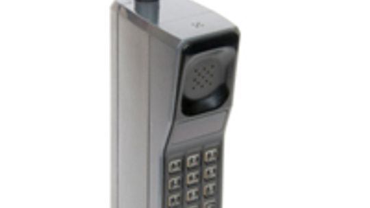 Who invented the cell phone?