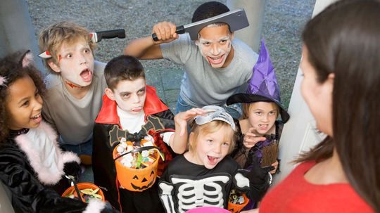 Why Do We Trick or Treat?
