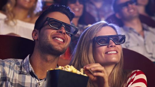 Why are so many movies in 3-D?