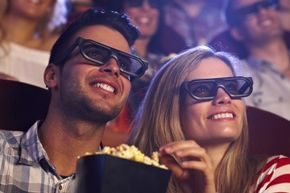 3-D movie ticket sales are dwindling in the U.S., but that doesn't mean the business is any less lucrative.