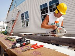 Contractors rarely have their own staff. They rely on subcontractors to get the job done.
