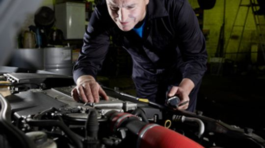Why Should You Install a Cold Air Intake?