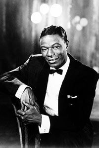"""Crooner Nat King Cole sang Eden Abhez' """"Nature Boy,"""" which probably lead to countless couples falling into the romantic love the song describes as so important."""