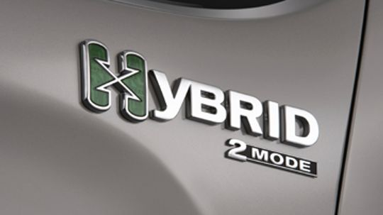 Why would someone want to steal the hybrid badge from my car?