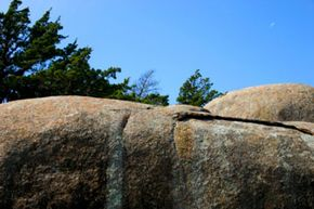 The Wichita Mountains are famous for their hiking trails and flatlands.