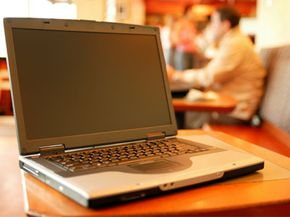 No strings, no connections: wireless hotspots are great for doing work away from the home or office. The only trouble is finding where they are. See more pictures of laptops.