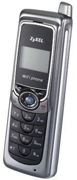 ZyXEL P-2000W v2 WiFi phone
