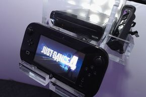 While the Game Pad is entirely new, the Wii U console itself doesn't look radically different from its predecessor.
