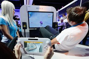 """If you loved """"Wii Fit,"""" you might want to check out """"Wii Fit U"""" on the new console."""