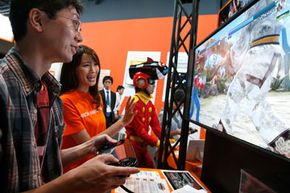 """It looks like attendees at the Tokyo Game Show in September 2012 had fun playing """"Tekken Tag Tournament 2"""" on the Wii U, but we'll have to wait and see if the console's a success."""