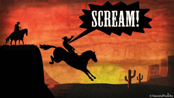 If You Hear a Scream in a Movie, It's Probably the Wilhelm Scream