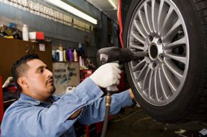 Image Gallery: Car Safety Tire rotation is an important part of routine car maintenance. See more car safety pictures.