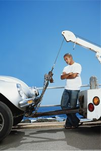 Complete your towing training so you don't end up the one getting towed.