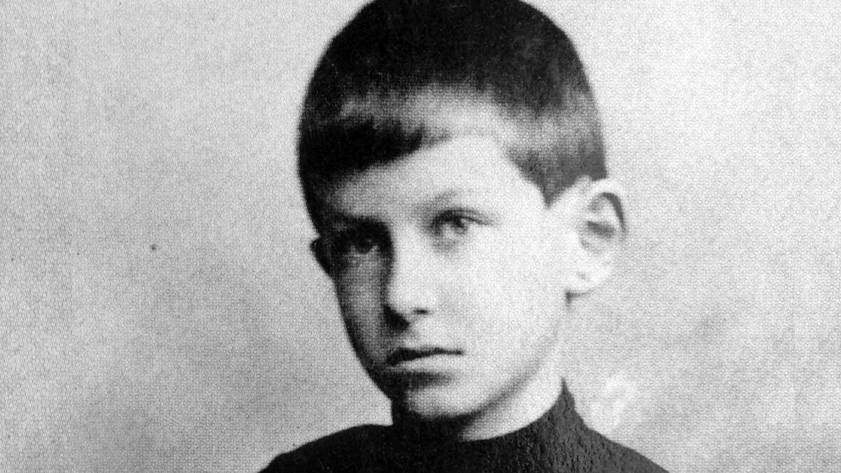 William James Sidis ist wahrscheinlich der klügste Mann, der je gelebt hat