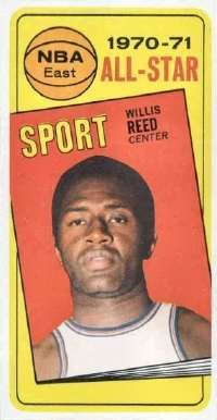 Willis Reed battled Wilt Chamberlain in the most famous game in Knicks history -- Game 7 of the 1970 NBA Finals. See more pictures of basketball.