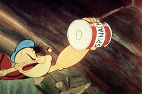 Is it really that easy, Popeye?