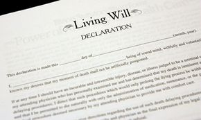 Living wills have become very popular in recent years.