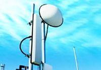 WiMAX transmitting tower