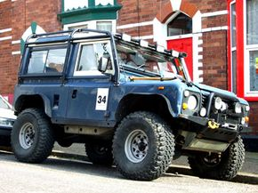 If you're going to install a winch to the front of your off-road vehicle, you must attach it to a specialty bumper.